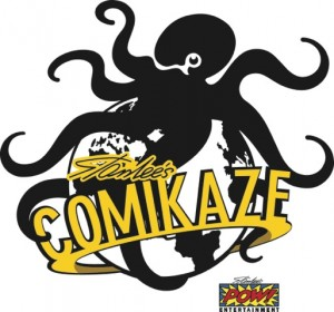 "Up Next: Episode Three – ""Comikaze Bingo"" w/Chris Viscardi, Will McRobb & Toby Huss"